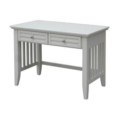 Arts and crafts white student desk for sale in melrose for Crafting desks for sale