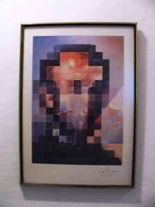 ARTWORK BY SALVADOR DALI AND M.C.ESCHER - $100