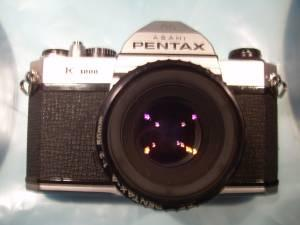 Asahi Pentax Camera K1000 35mm with 50mm lens - $25 Louisville