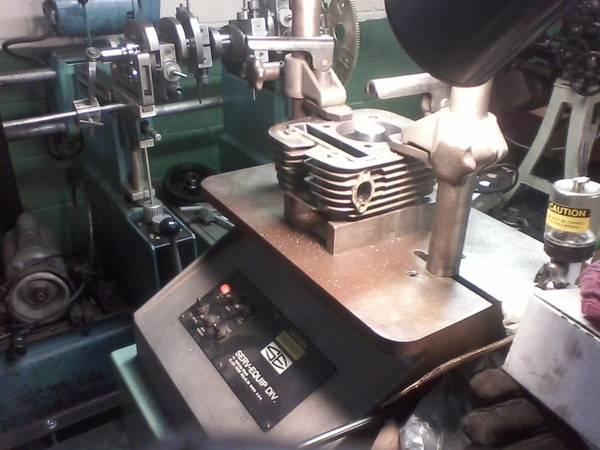 engine machine shop ohio