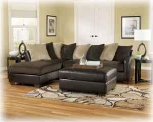 ashley 2pc sectional only no credit check financing
