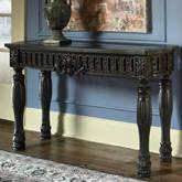 Ashley Britannia Rose Table Collection For Sale In