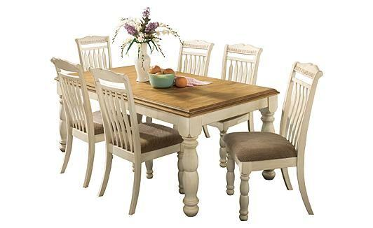 Ashley dining room suite asheville for sale in for Table asheville