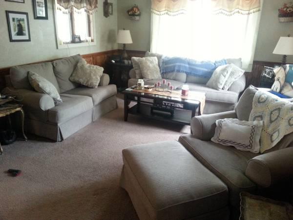 ashley furniture living room set for sale in conneaut