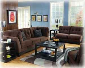 Ashley Furniture Peyton Espresso Sectional Bryn