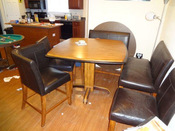 Ashley Furniture Table W Seats Auburn Al For Sale In