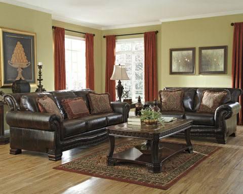 Ashley Ledelle Durabled Antique Sofa Loveseat For Sale In Philadelphia Pennsylvania