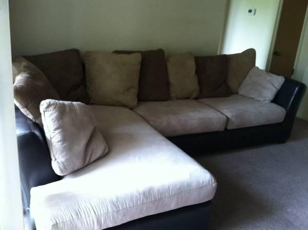 Cool Ashley Sectional Sofa Very Good Condt For Sale In Spiritservingveterans Wood Chair Design Ideas Spiritservingveteransorg