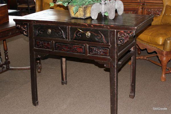 Asian Style Alter Table / Console - $295 (Spring /
