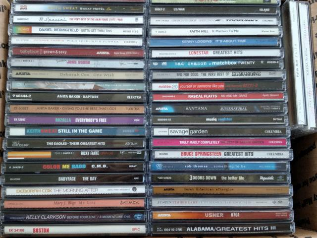 Assorted CDs - $2 each - Build your collection!