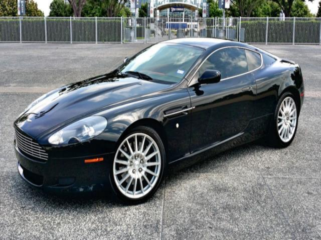 aston martin db9 base coupe 2 door for sale in tyler texas classified. Black Bedroom Furniture Sets. Home Design Ideas