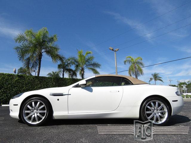 Aston Martin Db9 Price On Request For Sale In Pompano Beach Florida