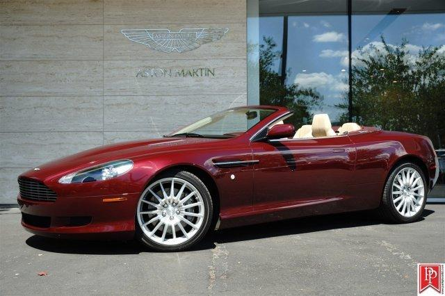 aston martin db9 volante for sale in bellevue washington classified. Black Bedroom Furniture Sets. Home Design Ideas