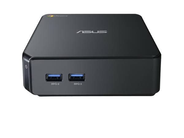 ASUS CHROMEBOX-M004U Desktop - $150