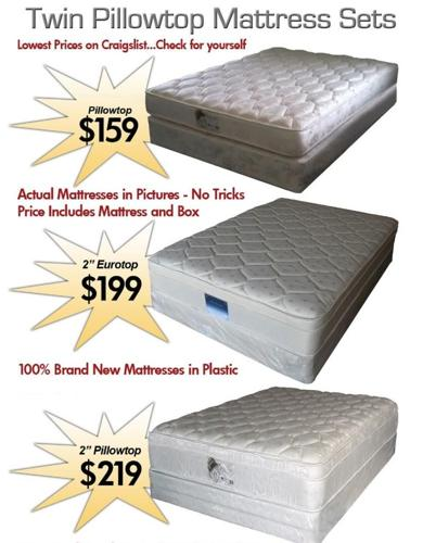 twin plush touch mattress box in plastic lafayette area for sale in lafayette