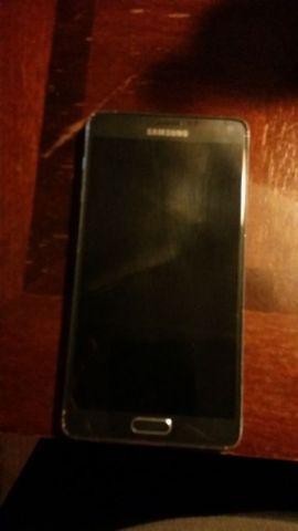 AT&T Samsung galaxy note 4 for sale