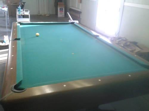 ATI Piece X Slate Pool Table For Sale In Horseheads New - 9 slate pool table