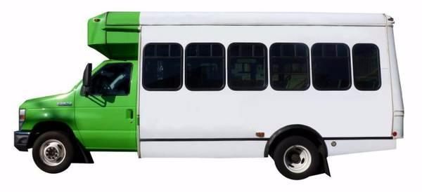Atlantic City Jitney Bus And Franchise For Sale With Route