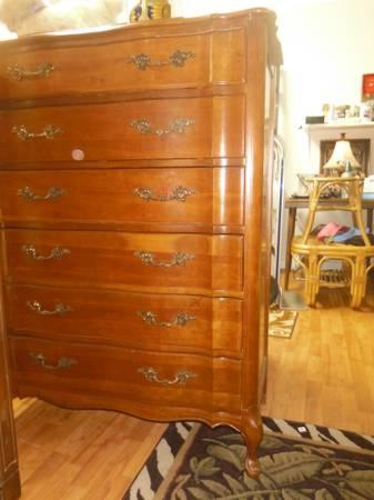 Attractive Cherry Wood Dresser For Sale In Fort Walton