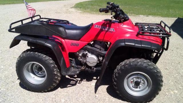 Honda Recon For Sale >> ATV - 1999 HONDA TRX 300 FW Four trax 4x4 for Sale in Clayton, Washington Classified ...