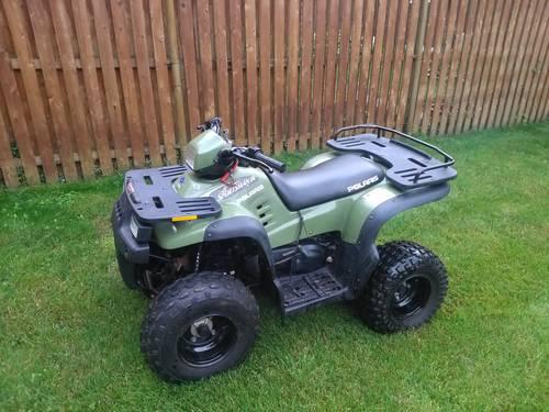 atv kids 2001 polaris sportsman 90cc 4 wheeler for sale in great notch new jersey classified. Black Bedroom Furniture Sets. Home Design Ideas