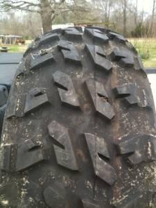 ATV tires - (Vicksburg ms) for Sale in Jackson, Mississippi