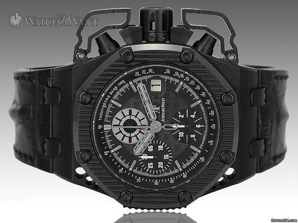 Audemars piguet ap royal oak offshore survivor chronograph special edition 1000 pieces for Royal oak offshore survivor