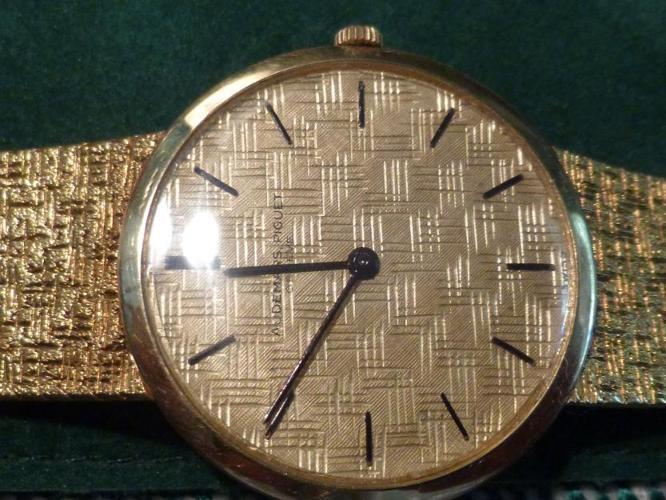 Audemars Piguet Classic 25873OR.0.0002.01 Wrist Watch for Men