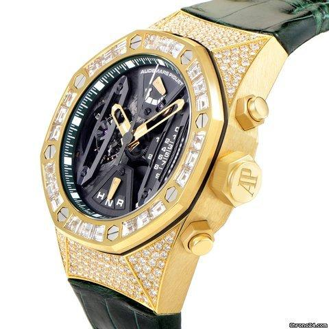 Audemars Piguet Royal Oak Concept Mens Tourbillon