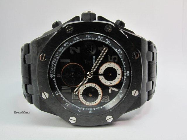 Audemars Piguet Royal Oak Offshore Carbon Ceramic Ginza 7 BOX  PAPERS Price On Request