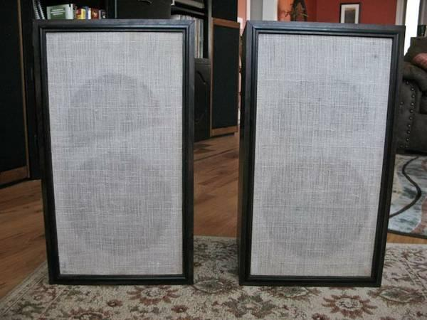 Audioanalyst A-100X Speaker System - $75