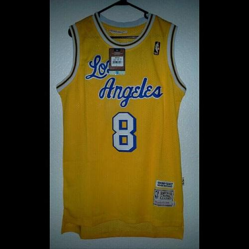 31d15df9db7 Authentic 8 Kobe Bryant Jersey for Sale in Los Angeles
