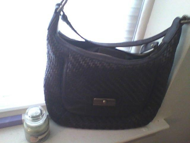 Authentic Coach Woven Hobo bag E1269-1931