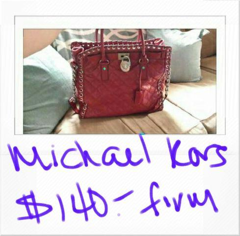 Authentic Michael Kors, Kenneth Cole & B.Makowsky