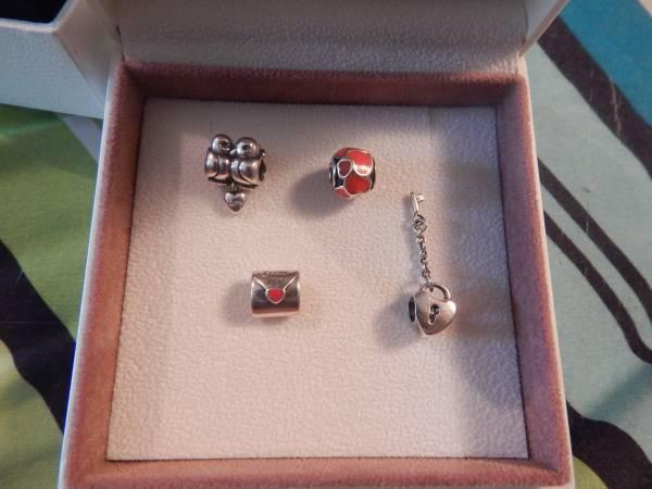 Authentic Pandora Charms - $1