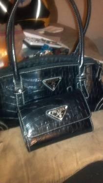 prada bag black leather - Authentic prada milano dal1913 black leather wallet/purse for Sale ...