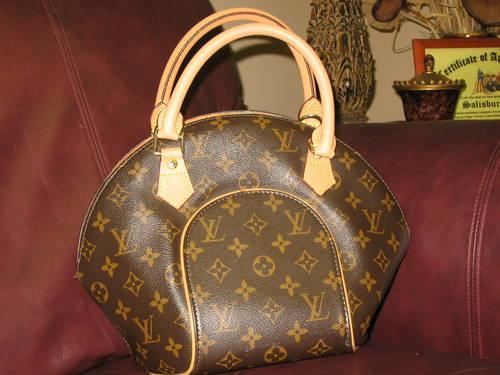 Authentic Pre Owned Louis Vuitton Monogram Ellipse Pm