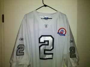 8f13524d2 authentic Raiders Jersey (merced ) for Sale in Merced