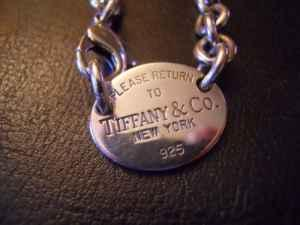 Authentic Tiffany & Co Necklace - $125 (Peoria)