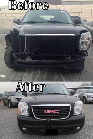 Auto Body Work, Custom Paint, Auto Repair Services