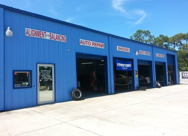 auto repair and service j s tire outlet for sale in melbourne florida classified. Black Bedroom Furniture Sets. Home Design Ideas