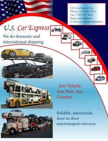 *******Auto Transport******Car Shipping********