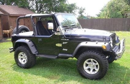 automatic 4x4 jeep wrangler 1997 for sale in lafayette indiana classified. Black Bedroom Furniture Sets. Home Design Ideas