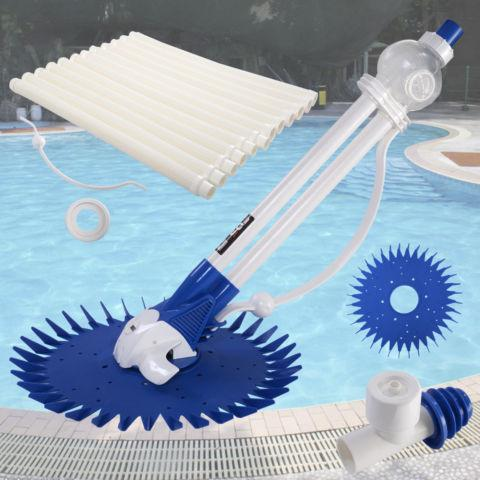 Automatic Swimming Pool Cleaner Vacuum Hose Inground