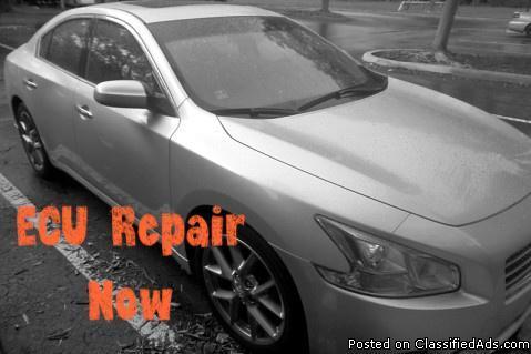 Automotive circuit board testing and repair  ECU, ECM, PCM