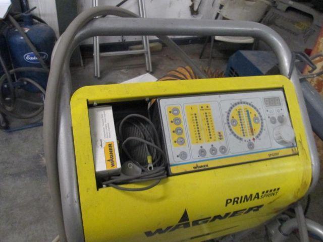 Automotive Powder Coating Oven
