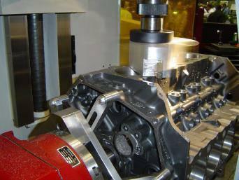 machine shop engine