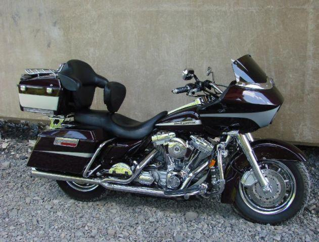 AWESOME 2005 Harley Davidson Road Glide, LOADED with extras only 19Kmi