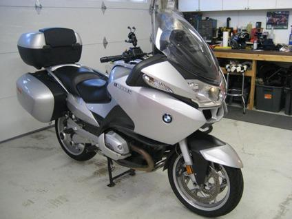 awesome 2007 bmw r1200rt for sale in duncan. Black Bedroom Furniture Sets. Home Design Ideas