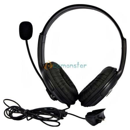 Awesome Headset For Xbox 360+PC